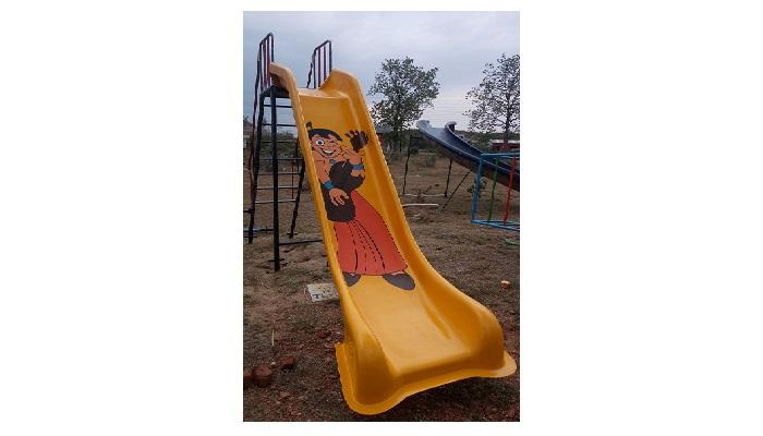 FRP 8 Feet Slide