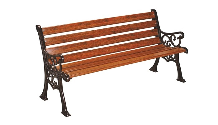 FRP STRIPS BENCH