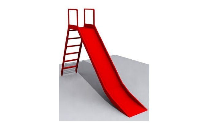 FRP 12 Feet Slide