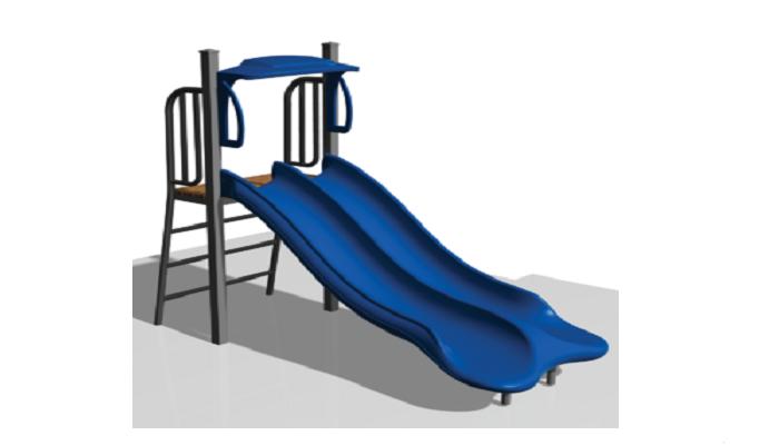 FRP Double Slide