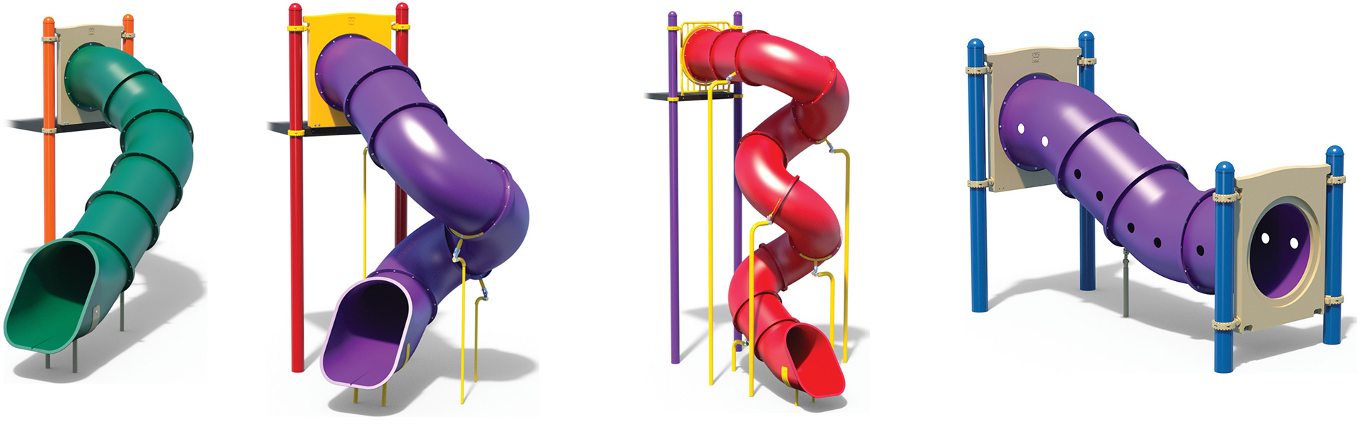 Playground Slides Manufacturer