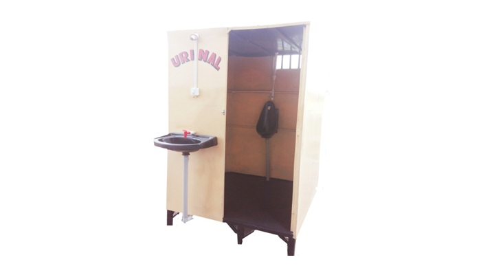FRP SINGLE URINAL